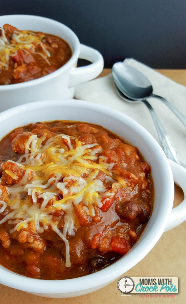 Crockpot Pumpkin Chili