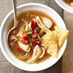 tomotilla chicken soup