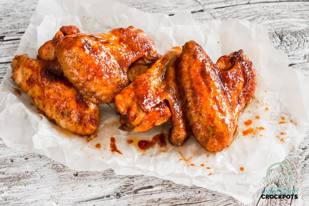 how to cook chicken wings on bbq