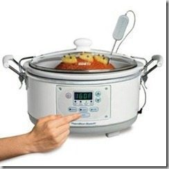 Programmable Crockpot Giveaway