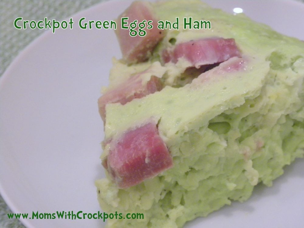 crockpot green eggs and ham