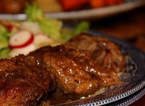 Bacon & Cola Crock Pot Roast Beef