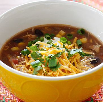 enchillada soup