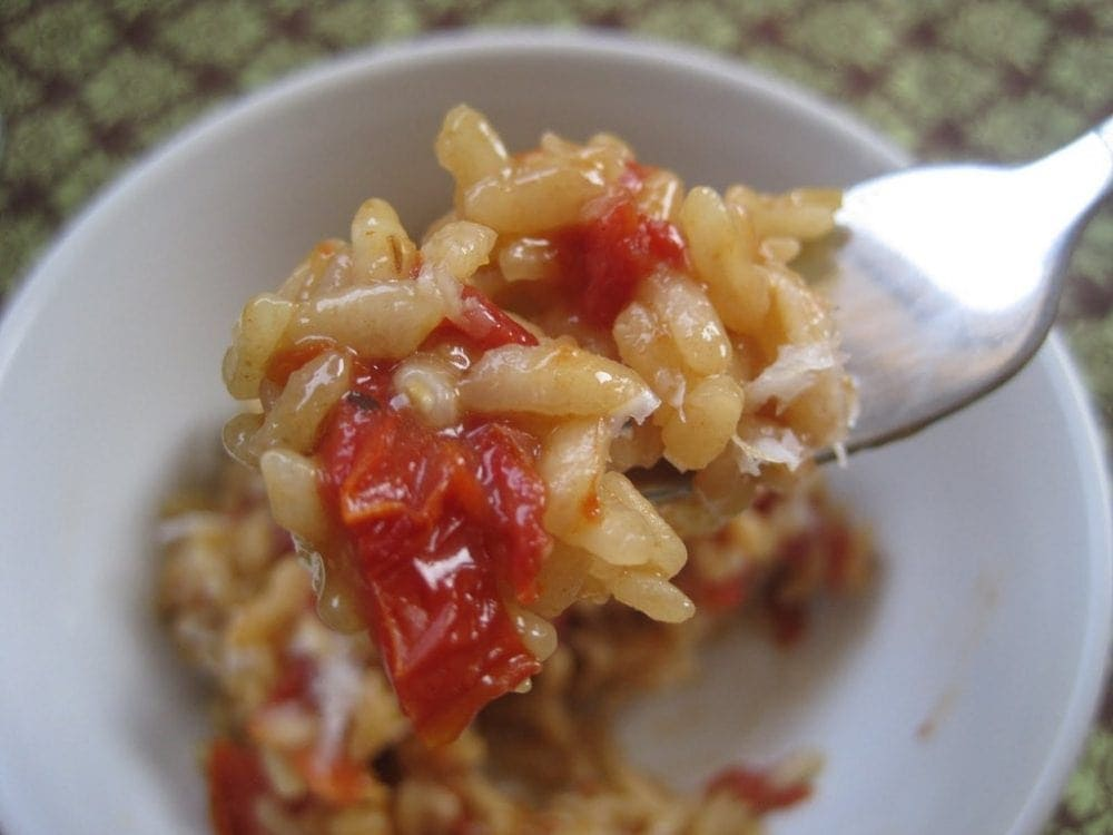 Tomato Risotto (Slow Cooker) — Moms with Crockpots