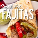 Crock-Pot-Fajitas