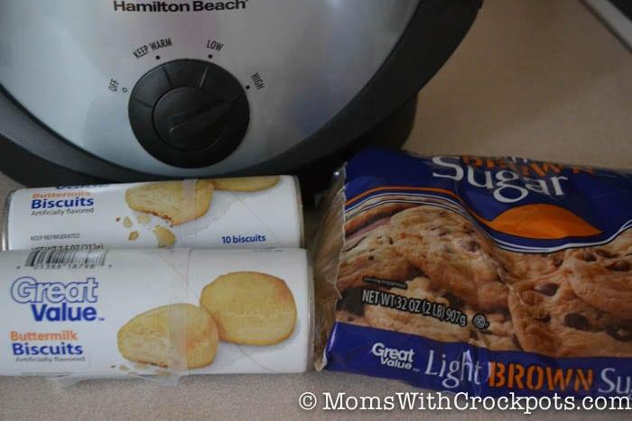 Crock Pot Monkey Bread-1