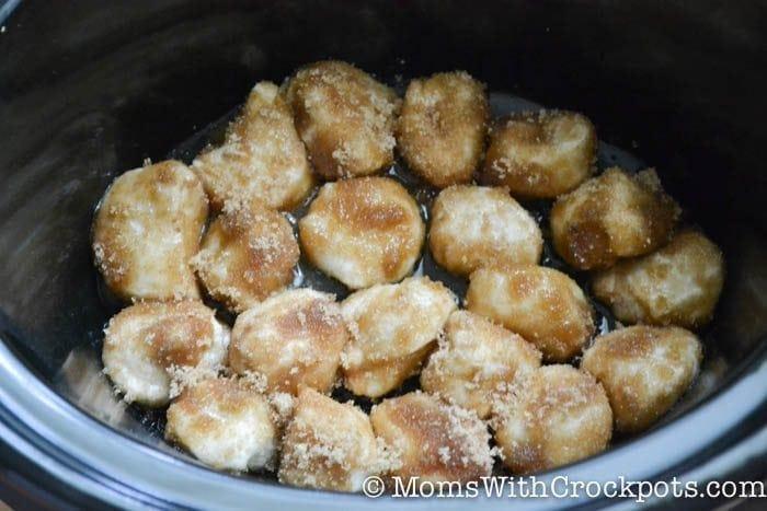 Crock Pot Monkey Bread-3