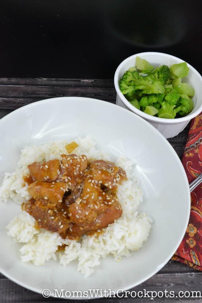 Honey Sesame Chicken-1-2