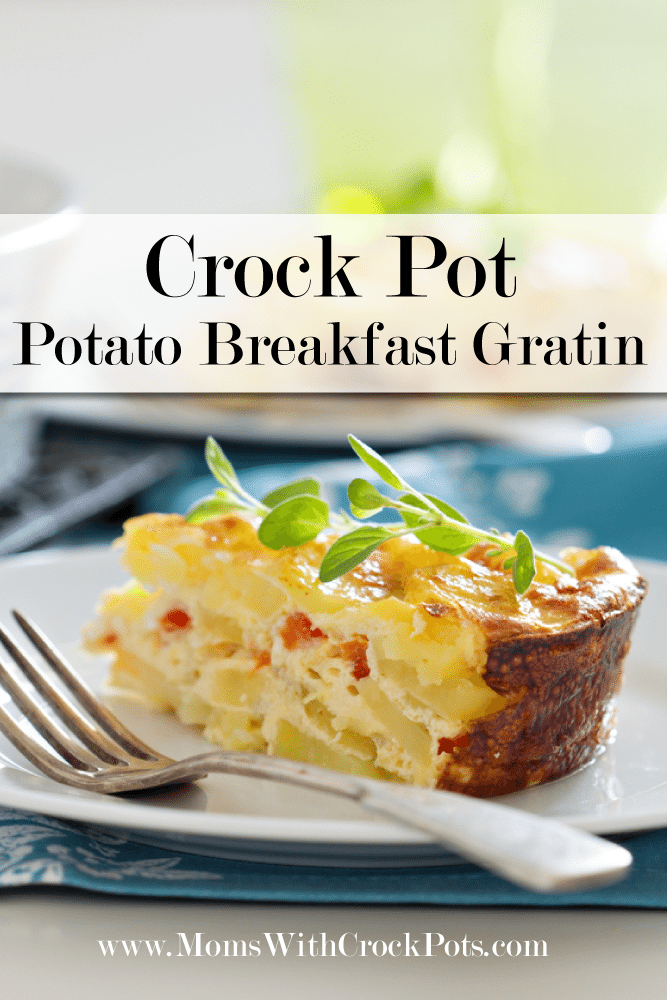 Crock-Pot-Potato-Breakfast-Gratin