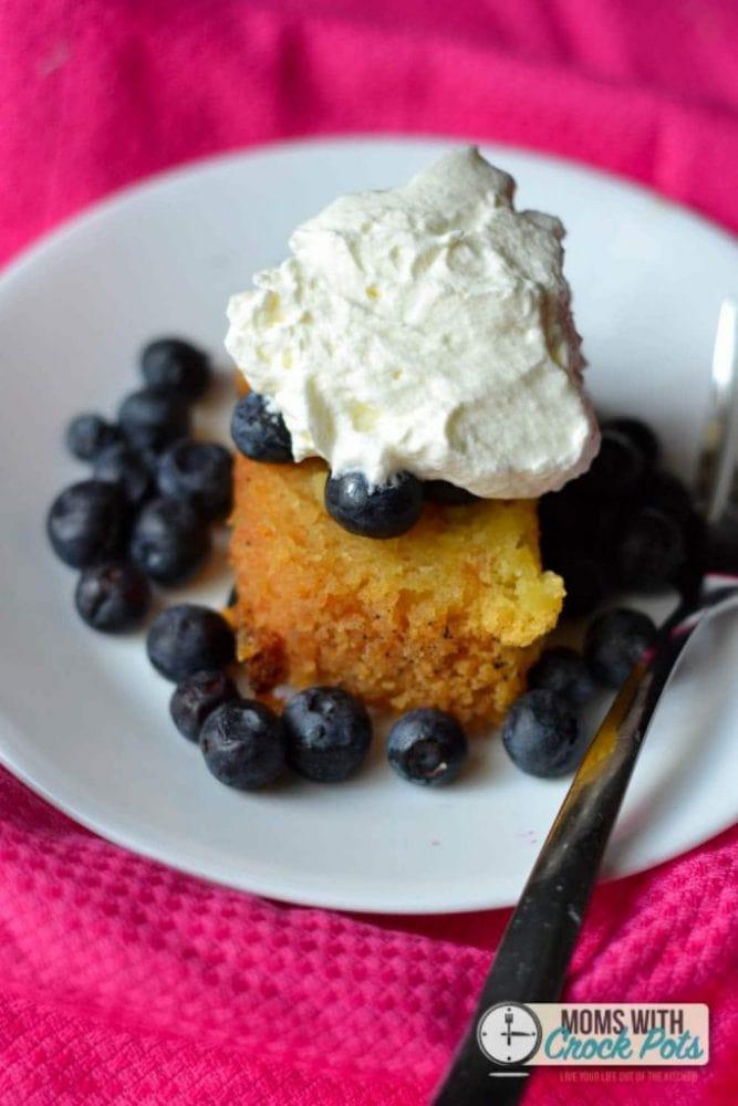 Crockpot pound cake-4