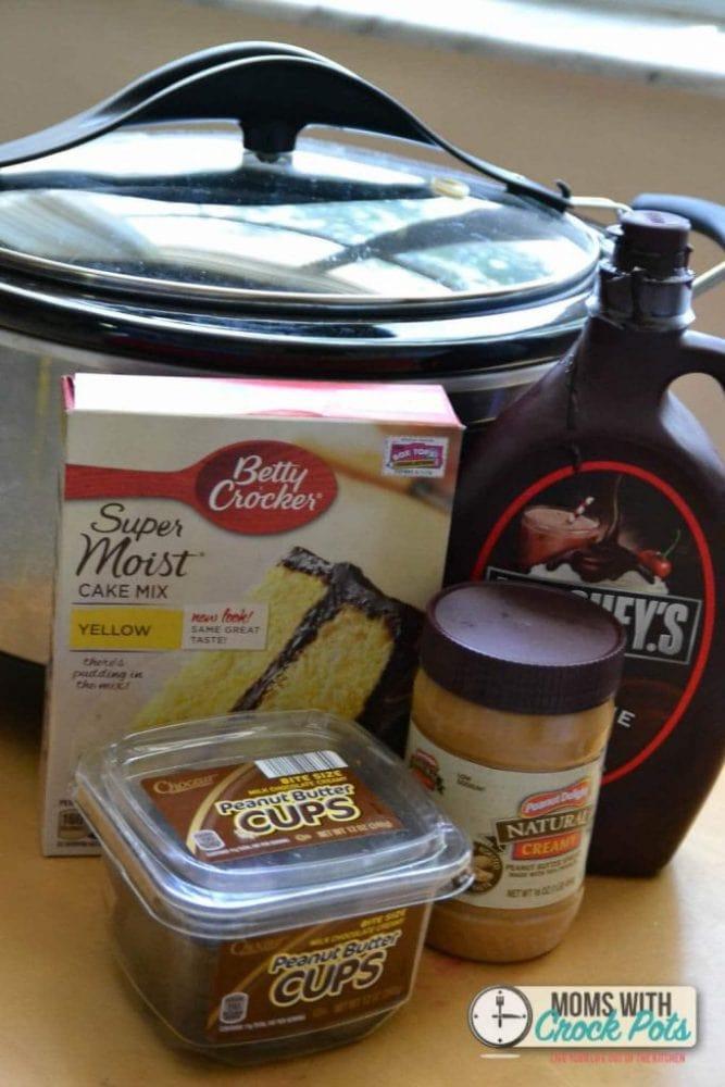 Crock Pot Penut Butter Cake Recipes