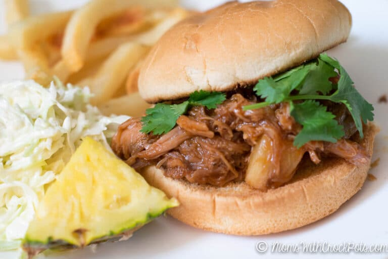 Pineapple pulled pork recipe